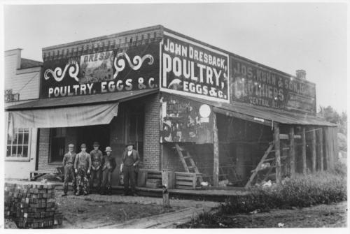 John Dressback Poultry Eggs St Joseph